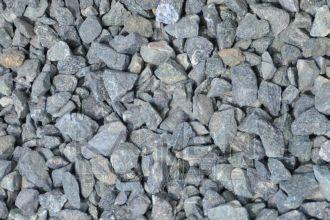 Amfibolit - dekoračný štrk ᴓ 4-8 mm - vrecko 25kg