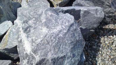 Mramor modrý - kusový okrasný kameň