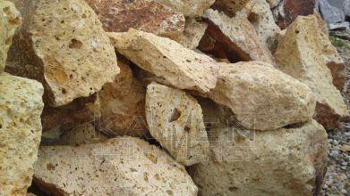 Tufa - kusový dekoračný kameň