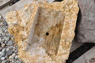 Kamenné kvetináče-Andezit K, Travertín, Žula